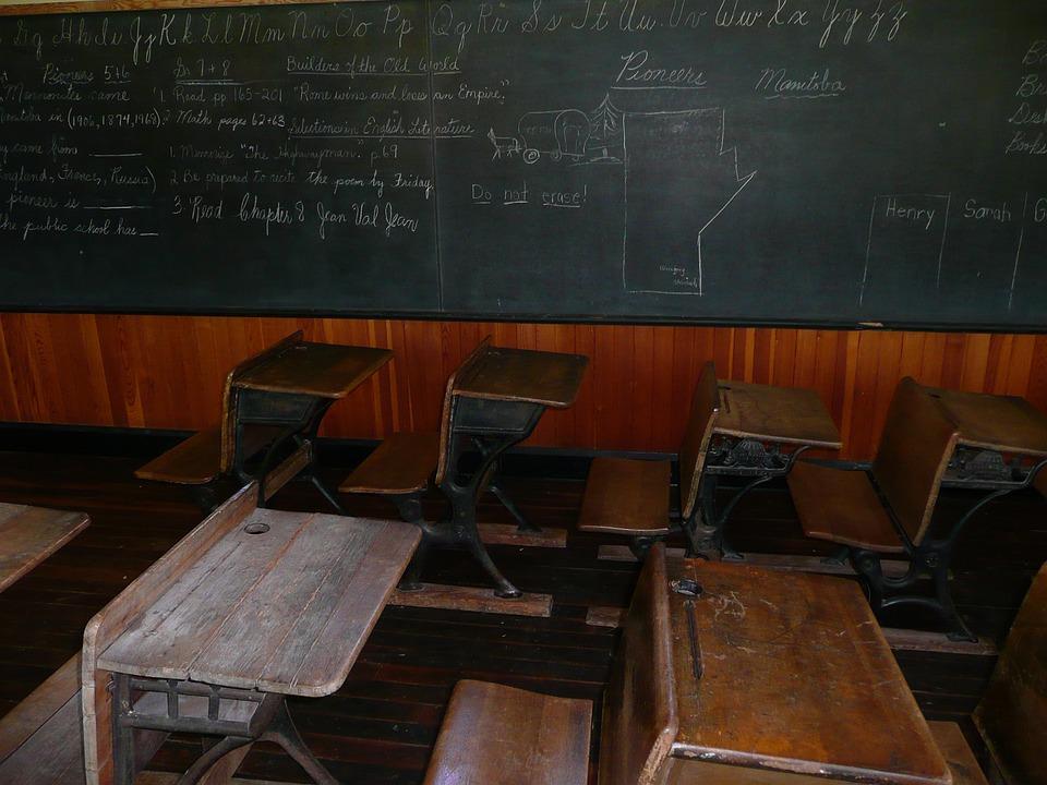 Blackboard Innovative Classroom ~ Free photo blackboard classroom steinbach image