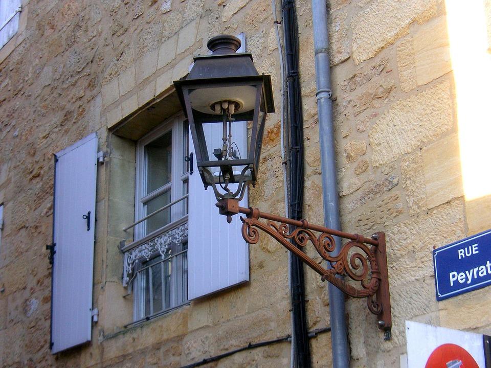 フランス ガス灯 ガス Pixabayの無料写真