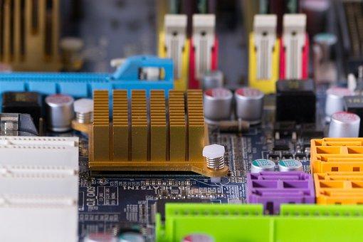 プロセッサ, Cpu, ヒートシンク, 冷却, クーラー, メモリ チップ