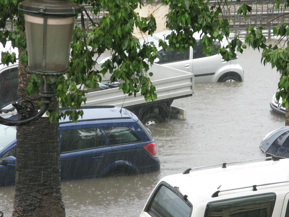 PEM ante desastre natural