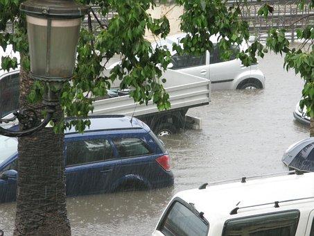 Flood, High Water, Flooding, Calabria