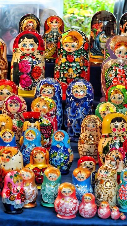 Russe Poupées Décoration   Photo gratuite sur Pixabay
