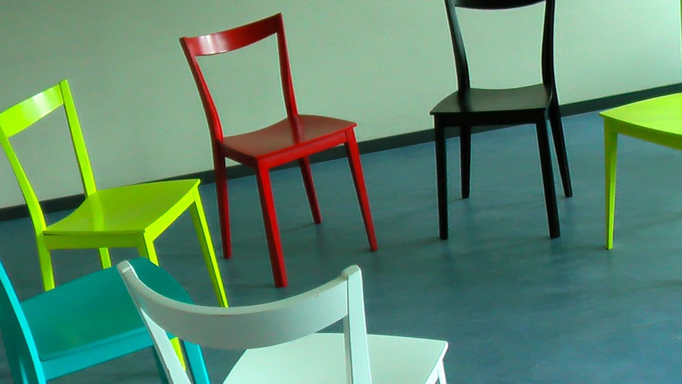 Chairs, Chair Circle, Therapy
