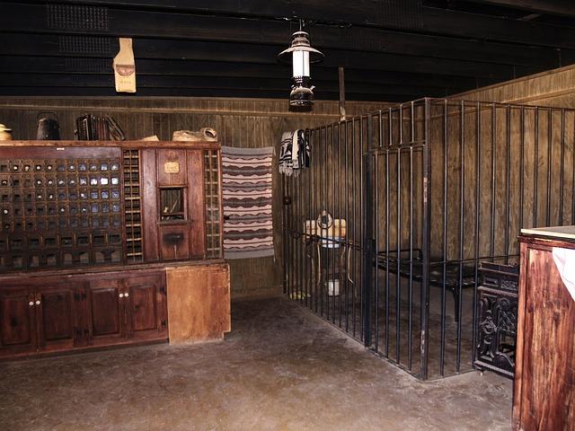 Jail Bars Old 183 Free Photo On Pixabay