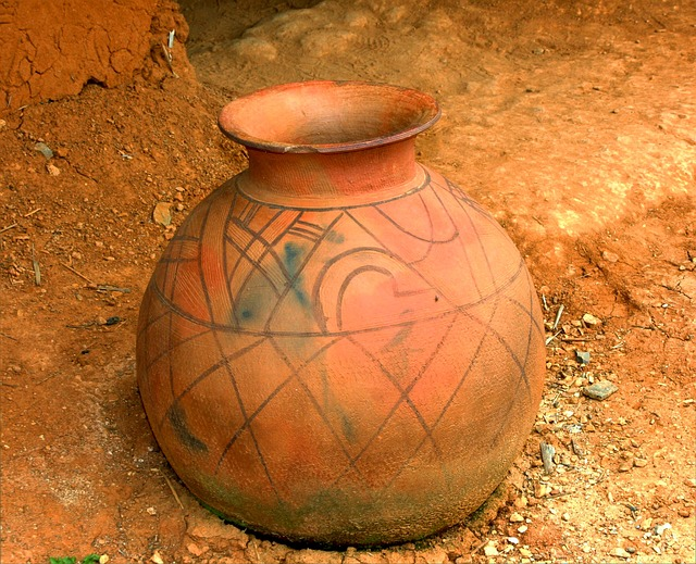 Free Photo West African Jar Container Free Image On