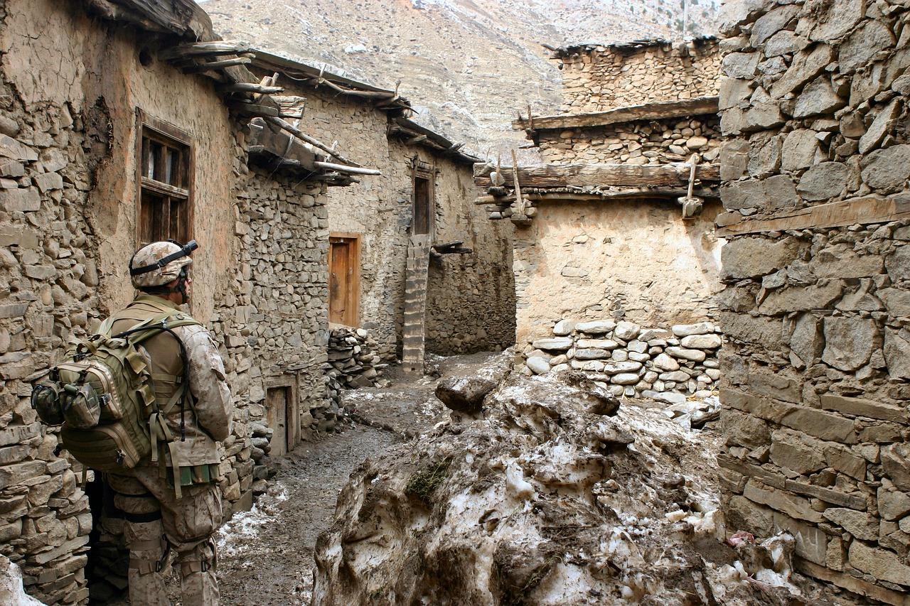 Marines Afghanistan War - Free photo on Pixabay