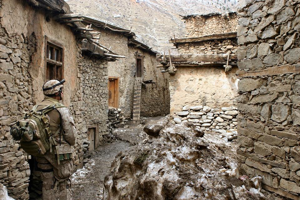 Морская Пехота, Афганистан, Войны, Солдат, «Талибан»