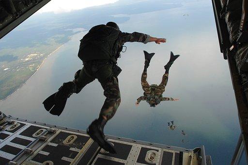 潜水部隊員, 特殊部隊, Sonderkommando, かもしれなくて
