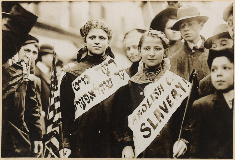 child labour children slavery demonstration protest - Free Images Children
