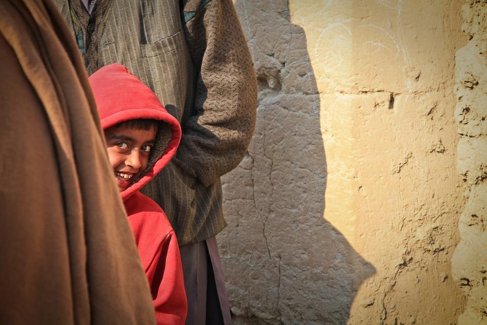 Boy, Kid, Happy, Child, Young, Hoodie, Smile, Afghan