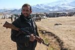 army, weapon, afghani