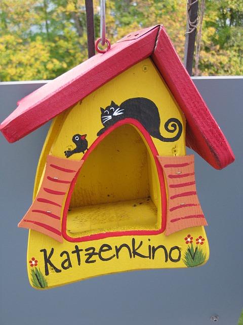 kostenloses foto vogelhaus nest haus vogel bauen kostenloses bild auf pixabay 61101. Black Bedroom Furniture Sets. Home Design Ideas
