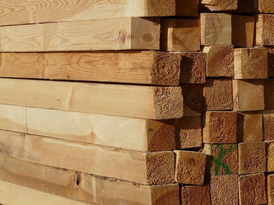 Free Photo Bar Cut Lumber Boards Wood Image On