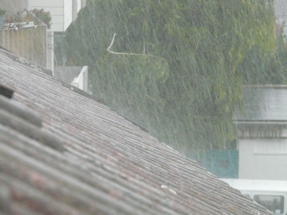 Downpour Roof Shiver 183 Free Photo On Pixabay