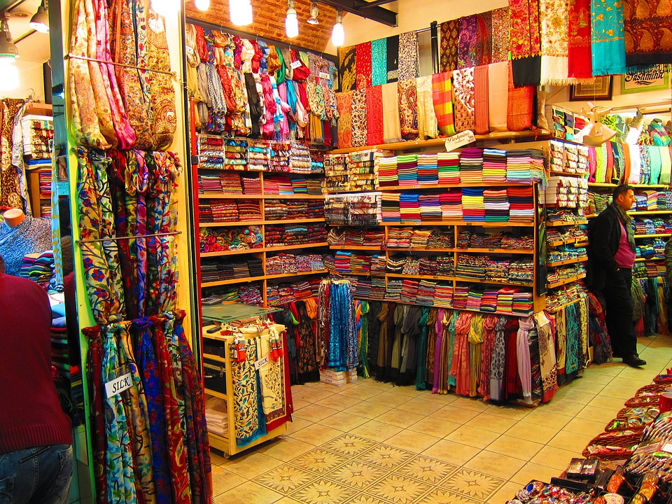 Free photo: Market, Gran Bazar, Colors - Free Image on ...