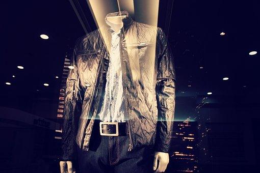 Fashion, Jacket, Stained Glass Window
