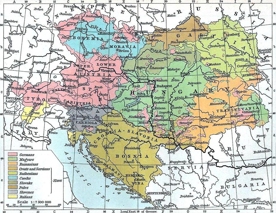 magyarország ausztria térkép Térkép Ausztria Magyarország · Ingyenes kép a Pixabay en magyarország ausztria térkép