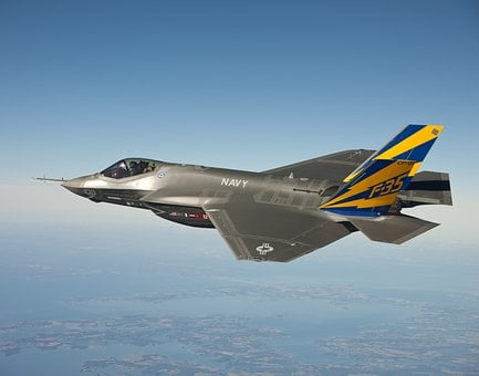 Fighter Jet, Jet