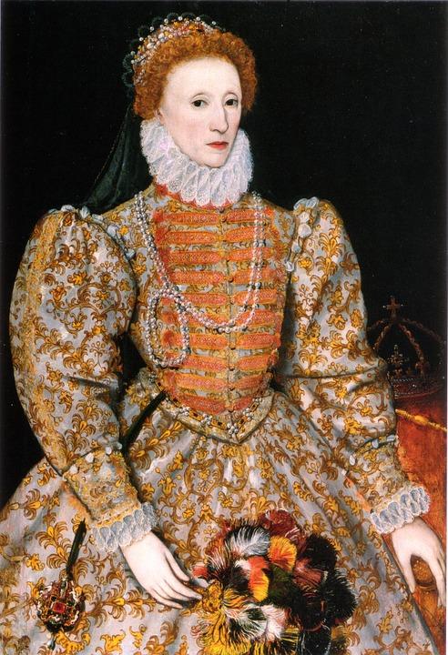 Images of elizabeth 1 dress