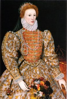 Queen, Elizabeth I, England, English