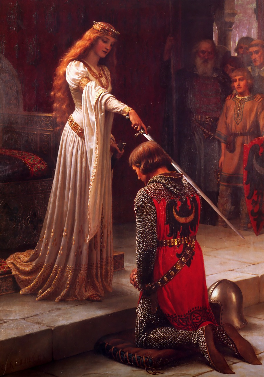 the code of behavior betwen aristocratic lovers in western europe during the middle ages Shifting experiences: the changing roles of regions of western europe from the middle ages roles and experiences of women during the middle ages are also.