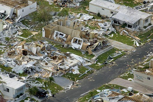 Hurricane, Devastation, Charley
