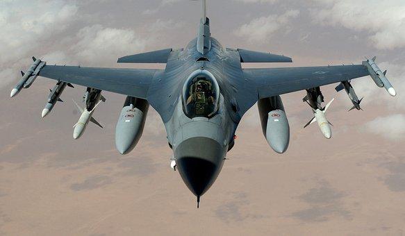 Aircraft, Fighter Jet, Flying, Flight