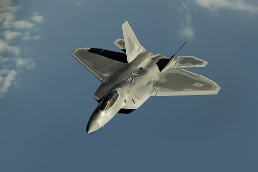 Fighter Jet Fighter Aircraft Aircraft F 22