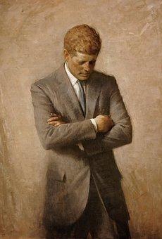 John F Kennedy President Usa United States