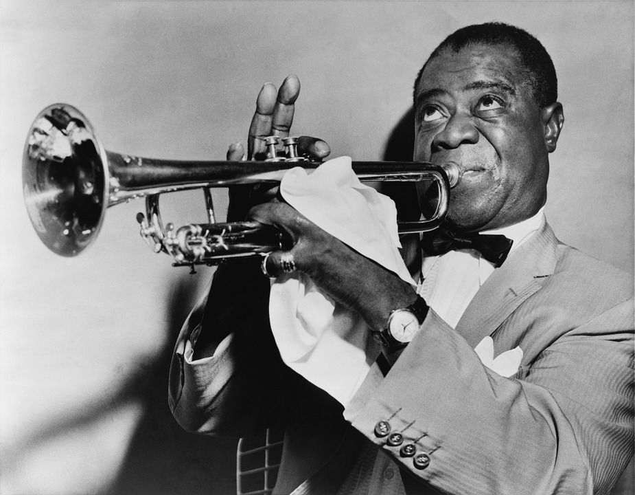 Jazz, Musiker, Trompet, Trompetist, Louis Armstrong