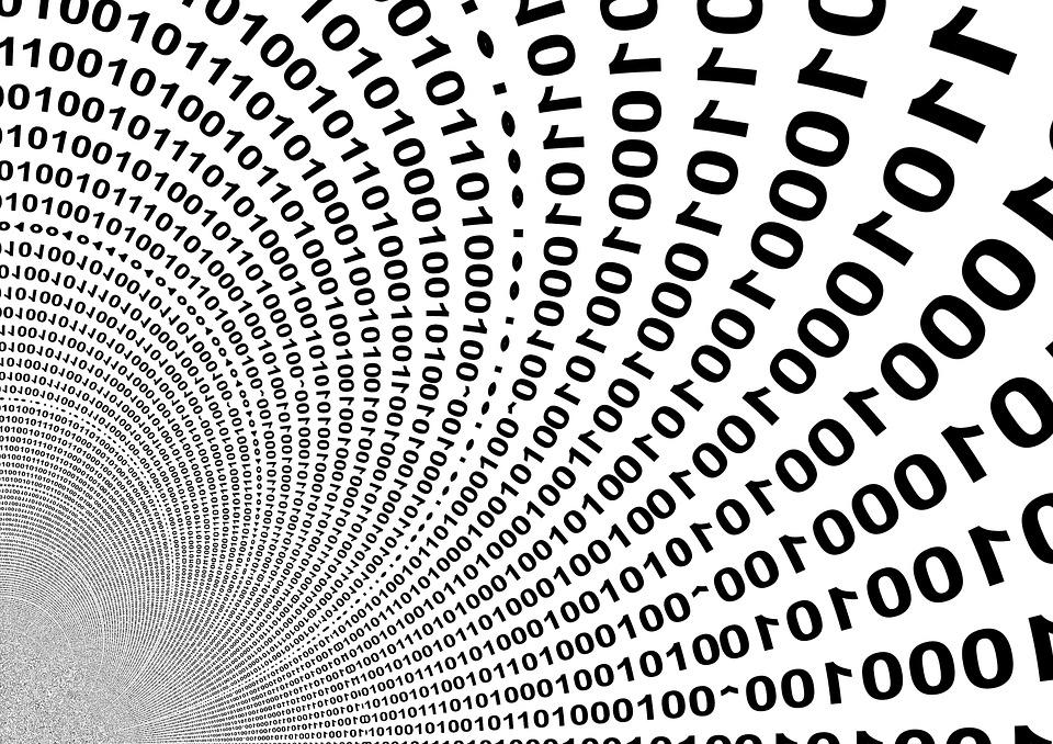 Binary code stock trading system