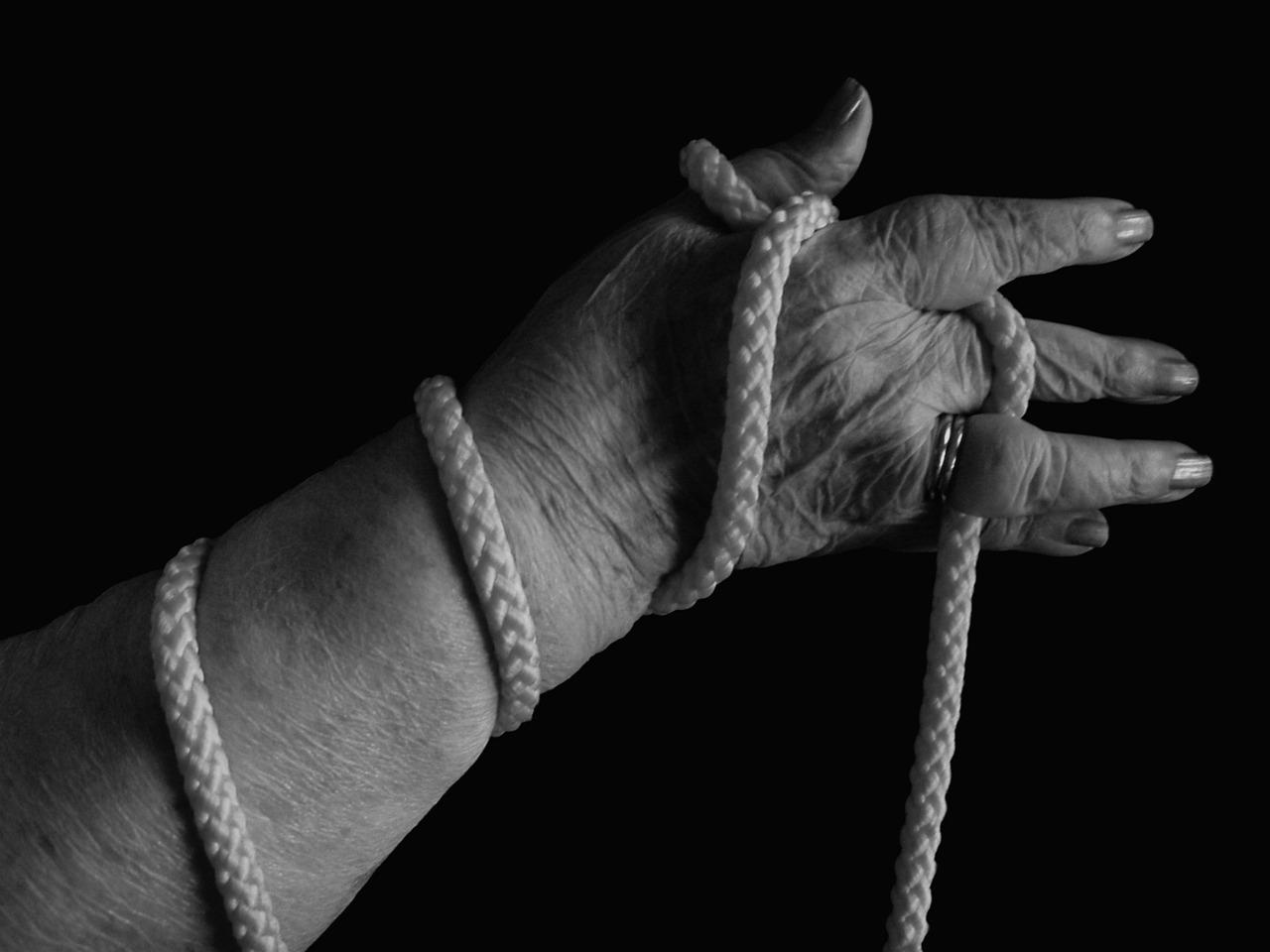 Сонник связанные веревками