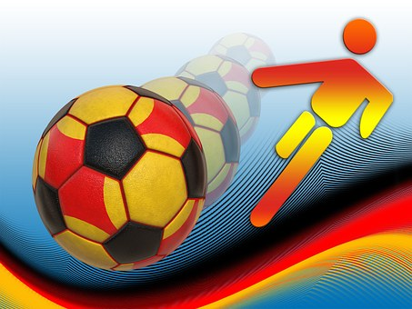 Football, Ball, Sport, Dynamics, Germany