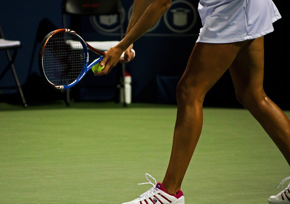 Tennis, Sports, Ball, Racket, Sport, Determination
