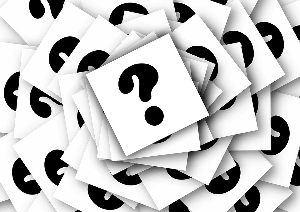 Question Question Mark Request Matter Requests  C B Public Domain