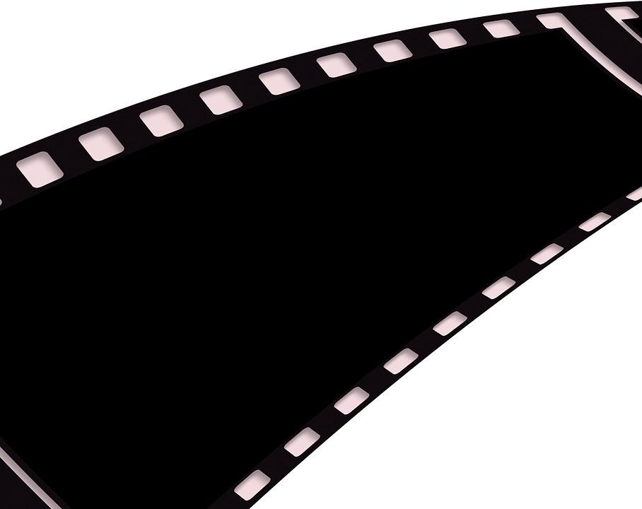 Free Illustration Film Filmstrip Black Photograph
