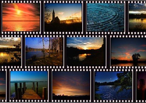 Cinema, Landscape, Mood, Atmosphere