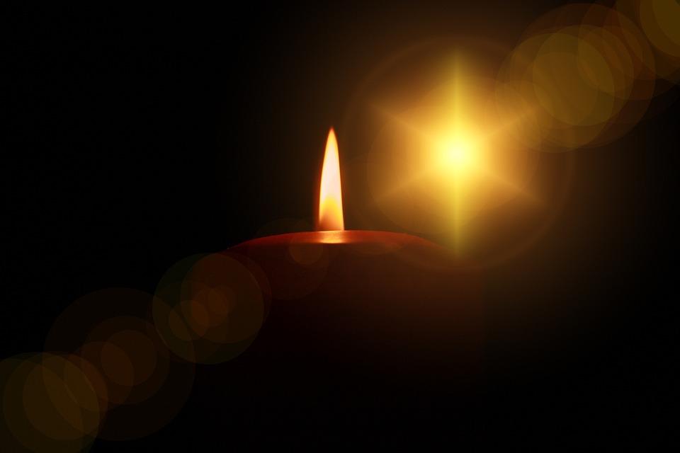candle light evening advent christmas decoration & Candle Light Evening · Free photo on Pixabay