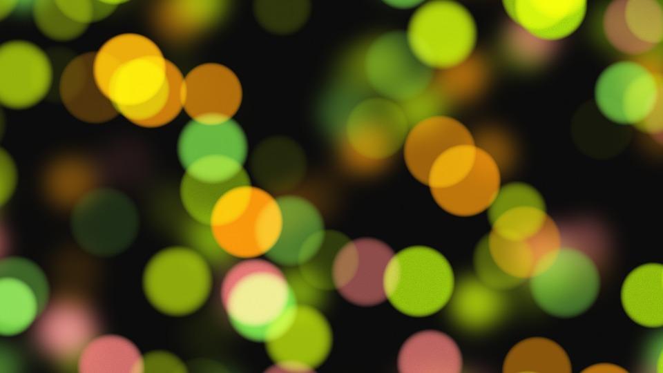 Kostenlose Illustration: Hintergrund, Bokeh, Licht, Kreise ...