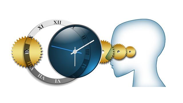 Free Illustration Clock Time Face Blue Free Image On