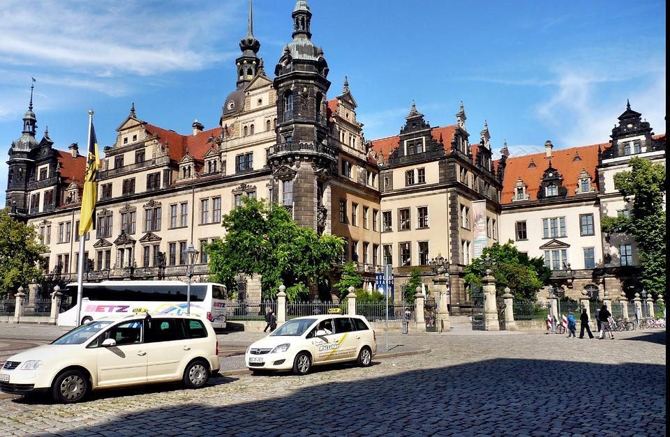 SchResidenzschloss in Dresdenloss von Dresden