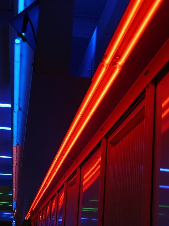 N on neon lights lampes la photo gratuite sur pixabay - Eclairage neon led ...