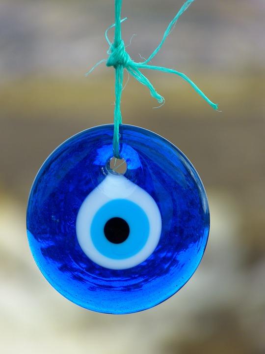 Free Photo Nazar Black Eye Amulet Glass Free Image