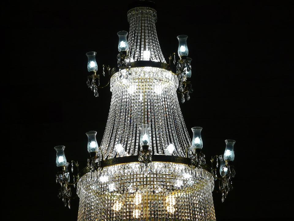 Kronleuchter Lüster Schwarz ~ Design kristall kronleuchter lüster lampe kerzen messing luxus