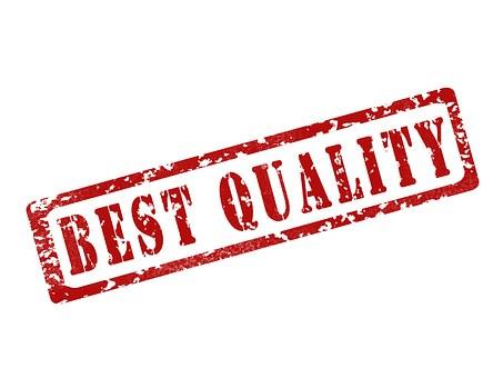 品質, シール, 値, 赤, 白, アイコン, スタンプ, シンボル, フォント