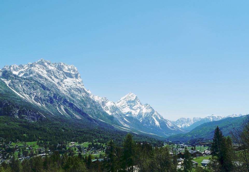 Photo gratuite: Montagne, Alpine, Paysage D'Italie - Image ...