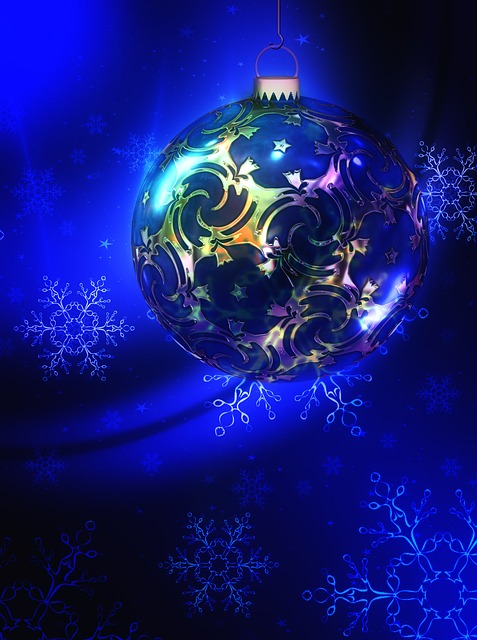 Christmas Ornament Motif 183 Free Image On Pixabay