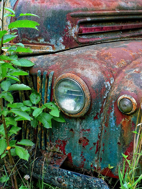 Old Rusty Car 183 Free Photo On Pixabay