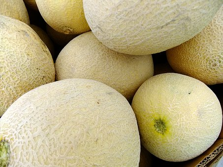 Melons Honeydew Fruit Melon Fresh Healthy