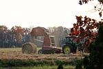 farming, tractor